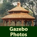 See photos of some of the gazebos we have created